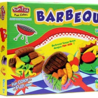 Jual Lilin Mainan Fun Doh Barbeque Murah