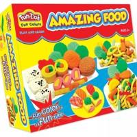 Jual Lilin Mainan Fun Doh Amazing Food Murah
