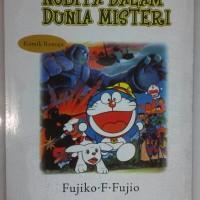 Komik Doraemon Movie Nobita dalam Dunia Misteri - Fujiko F Fujio