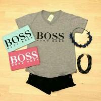 00196-8 Kaos BOSS Hugo Boss (LD +- 90cm)