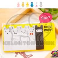 Korea J'Story Sticky Notes/ Post It/ Memo/ Stick It/ Bookmark
