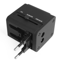 Avantree AC Travel Adapter & USB Charger 2.1A(CGTR851) - Black