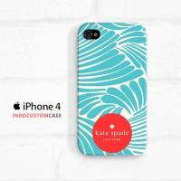 Kate Spade iPhone 4 4S Custom Hard Case