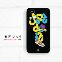 Nike Just Do It iPhone 4 4S Custom Hard Case