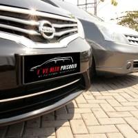 Lis Grill Chrome All New Nissan Grand Livina