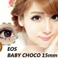 Softlens EOS Baby Choco (Coklat Natural)
