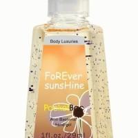 Pocketbac body luxeries Forever Sunshine