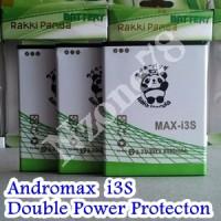 Baterai Andromax i3S Haier Rakkipanda Double Power
