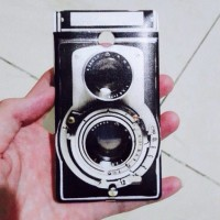 Casing HP Unik Custom Softcase for Nokia X Photographer Black