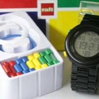 Jam Tangan Raft Lego Black