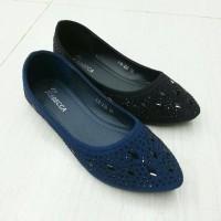 Sepatu flat import by Rebecca