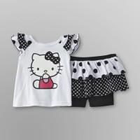 SALE baju anak import kode FD 93, size 2,3,4,5,6,7y stelan HK white