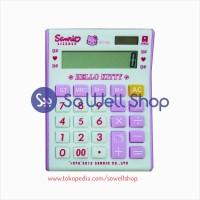 Kalkulator Calculator Dagang Hello Kitty Sanrio KT-928