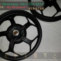 harga Velg Chemco Yamaha Mio (Sporty, GT, Soul GT, J) Tokopedia.com