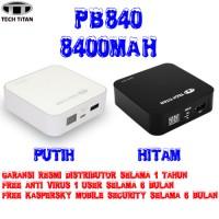 PowerBank TECH-TITAN TT-PB840 [PowerBank 8400mAh]