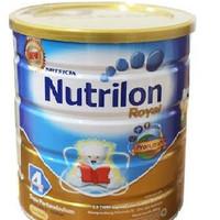 Susu Bayi Nutrilon Royal 4 rasa Madu 800 gr (> 3 tahun) Kaleng/Tin