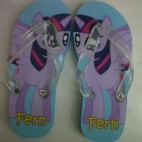 sandal karakter little pony