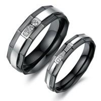 Cincin Titanium Couple