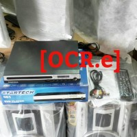 Dvd Player Startech Mini