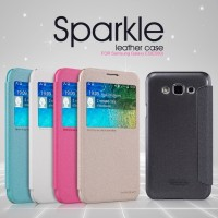 Flip Case Nillkin Samsung Galaxy E5 Sparkle Series