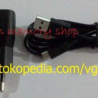 Charger BB Output 2A Android Blackberry Micro USB Handphone Original