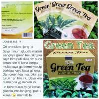 PREMIUM GREEN TEA MGI  ( PELANGSING HERBAL AMAN )