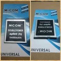 Promo !!! Baterai Axioo PicoPad 6 5400 mAh Double Power Merk M Com