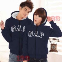Jaket Couple GAP Navy