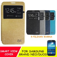 Sarung Flip Cover Case Casing Idol Samsung Galaxy Grand Neo / Duos