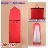 Tas Pelindung Baju Pesta dari Debu l Cover Gaun Pengantin - CBP 002