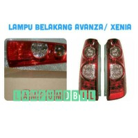 Lampu Belakang Toyota Avanza / Daihatsu Xenia 2006-2011 Original Astra