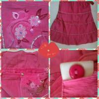 rok /skirt anak codoray pink flower