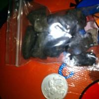 bahan black opal super