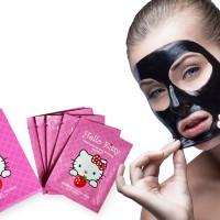 Buy 1 Get 3 Free Hello Kitty Mud Mask Naturgo / Masker Lumpur