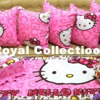 harga Set SBK (Sarung Bantal Kursi) / Sofaset / Homeset HK Leopard Pink Tokopedia.com