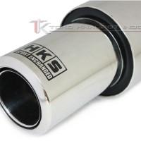 KNALPOT MOBIL HKS ADVANCE TURBO PLAIN RING (TK 4030-PR)