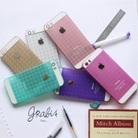 Hard Case Prism Design For Iphone 4/4s and 5/5s