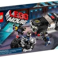 LEGO 70819 THE LEGO MOVIE Bad Cop Car Chase