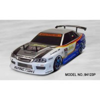 Jual HSP Flying Fish Drift Car RTR(Ready To Run) with 2.4GHz remote Murah