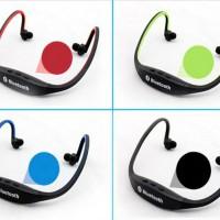 HEADPHONE/HEADSET BLUETOOTH SPORT MP3 PLAYER