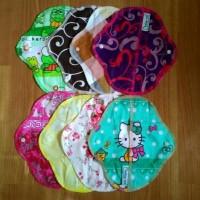 Menstrual pad (menspad) pantyliner Katun Baby Oz