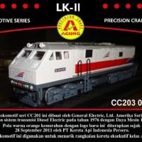 harga Miniatur Kereta Api LK-11 CC2030101 Tokopedia.com