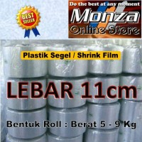 Plastik Segel 11cm x 50m ( Shrink Film )