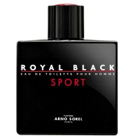 Arno Sorel Parfum Original Royal Black Sport Man 100 ML