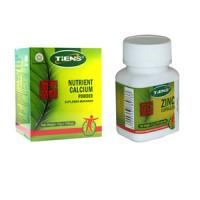 Paket Peninggi badan Tiens (Nutrient Calcium + Zinc)