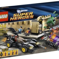 LEGO 6864 SUPER HEROES The Batmobile and the Two-Face Chase