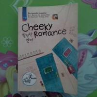 novel terjemahan Cheeky Romance oleh Kim Eun Jeong