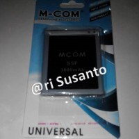 Baterai M-COM Advan S5F, S5G Double Power 3800mAh