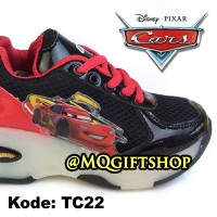 SEPATU RODA IMPORT | DISNEY THE CARS