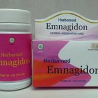 Obat Nyeri Haid / Telat Haid Herbamed EMNAGIDON